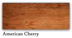 Cherry Wide Plank Flooring